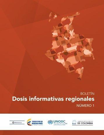 Dosis informativas regionales