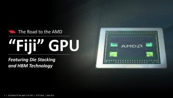 """""""Fiji"""" GPU"""