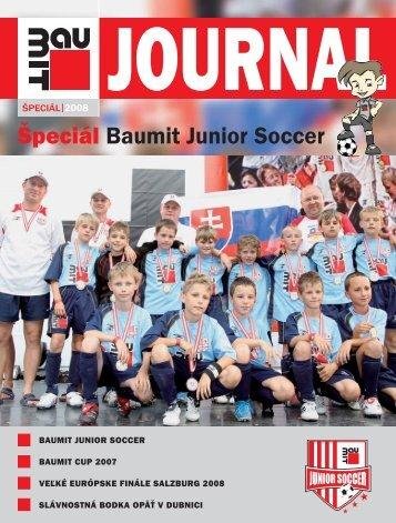 Journal priloha 2-2008 - Baumit