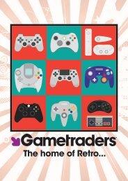 Gametraders Retro Catalogue