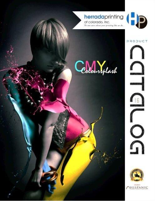 Catalog 2016 Herrada Printing of  Colorado