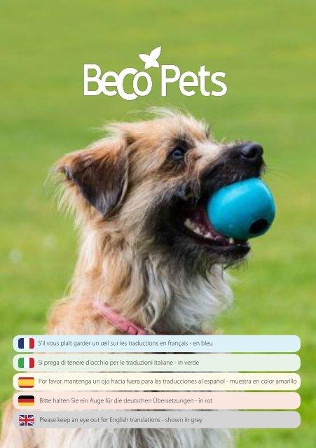 BECO Pets Info Folder