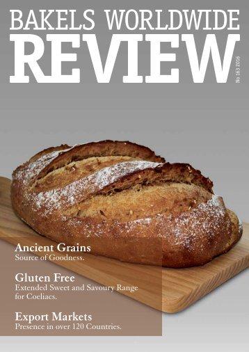 Gluten Free Export Markets