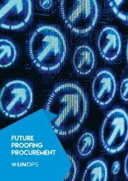 FUTURE PROOFING Procurement