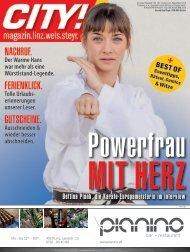 City-Magazin 2016-09 Linz