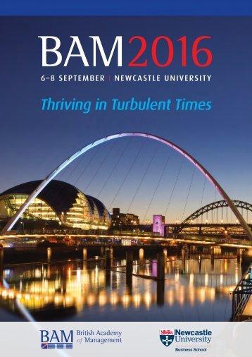BAM2016