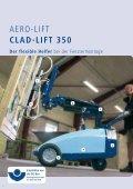 AERO-LIFT CLAD-LIFT zum Glashandling - Seite 2