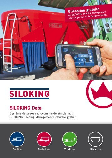 Brochure SILOKING Data FR