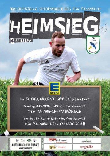 TSV Palmbach Heft-2