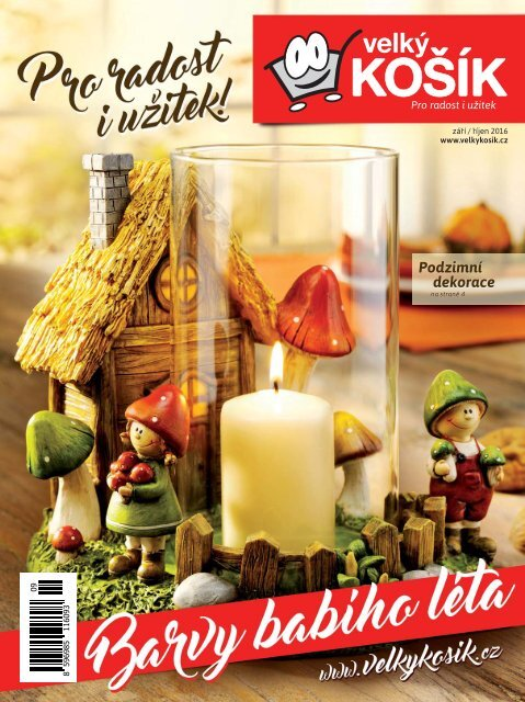 Velký Košík - září / říjen