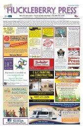 Huckleberry Press 090816