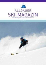 NEU - Allgäuer Skiverband