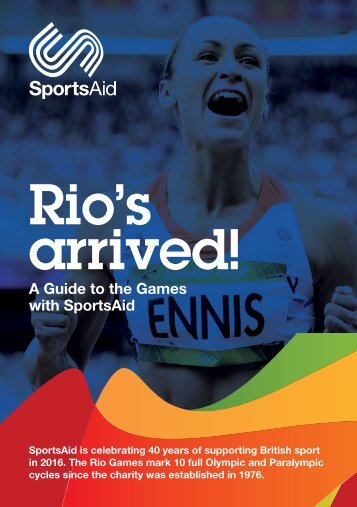 Rio's arrived!