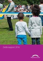 Delårsrapport 2016