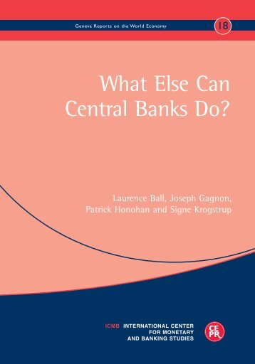 Central Banks Do?