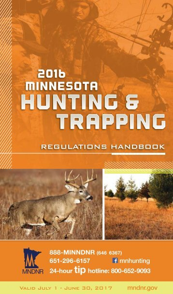 Hunting & Trapping Trapping