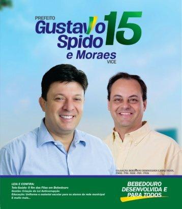 Apresentação Gustavo Spido