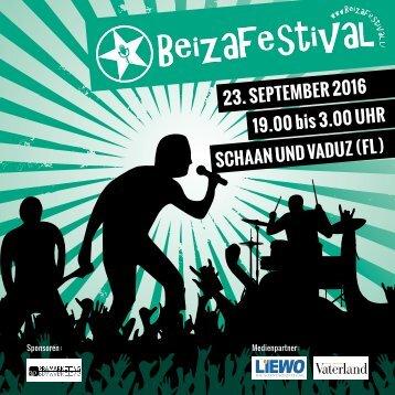 Beizafestival 2016