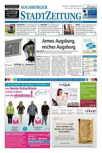 103 Augsburg - Ost 07.09.2016