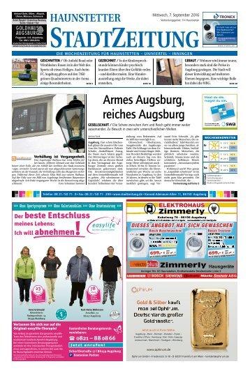 114 Augsburg - Haunstetten 07.09.2016