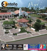 Revista El Santeño - Agosto 2016