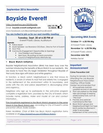 2016 Sept Bayside Newsl
