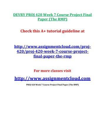 Proj430 final course project