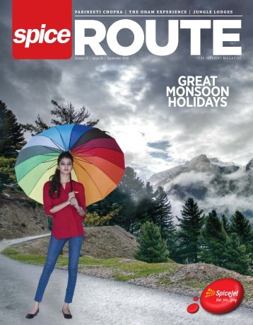 Spice September 2016 issue