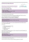 SLaM Recovery College Workshops - Page 2