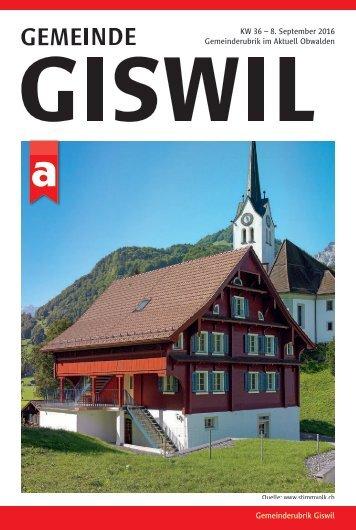 Gemeinde Giswil 2016-36