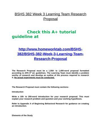 Writing a Proposal in Education  pdf