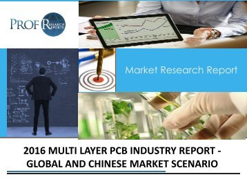 Multi Layer PCB Industry, 2011-2021 Market Research