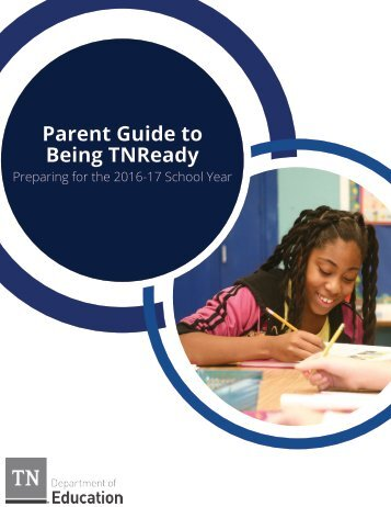 Parent Guide to Being TNReady