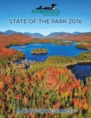 State of the Park 2016