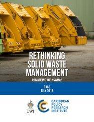 Rethinking Solid Waste Management
