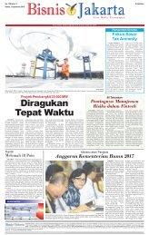 Bisnis Jakarta 1 September 2016