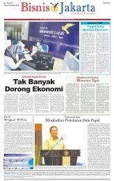 Bisnis Jakarta 6 September 2016