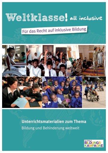 Weltklasse! all inclusive