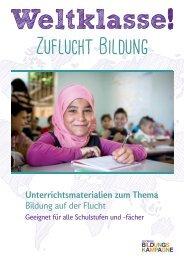Weltklasse! Zuflucht Bildung