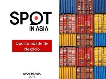 CATÁLOGO SPOT IN ASIA