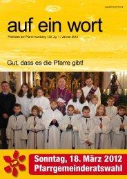 Jänner - Februar 2011 - Diözese Graz-Seckau