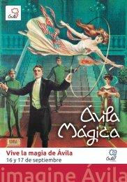 Vive la magia de Ávila