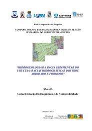 """HIDROGEOLOGIA DA BACIA SEDIMENTAR DO ... - CPRM"