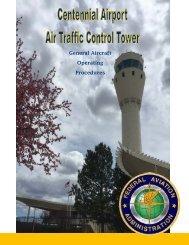 General Aircraft Operating Procedures