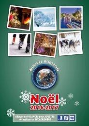 Brochure Noel 2016 Introduction