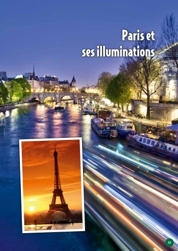 Paris et ses illuminations new