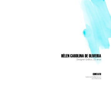 Portfólio - Hélen Carolina de Oliveira.compressed