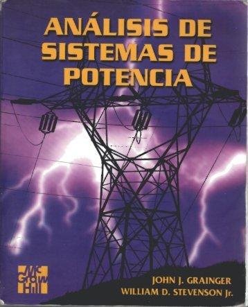 Power System Analysis - John J. Grainger ebook
