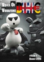 Vodafone Duke Issue#1