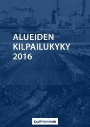 ALUEIDEN KILPAILUKYKY 2016